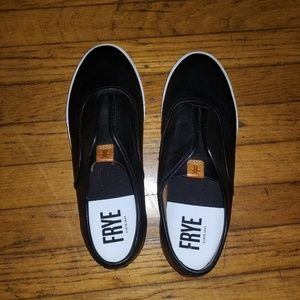 Frye Maya slip on sneaker